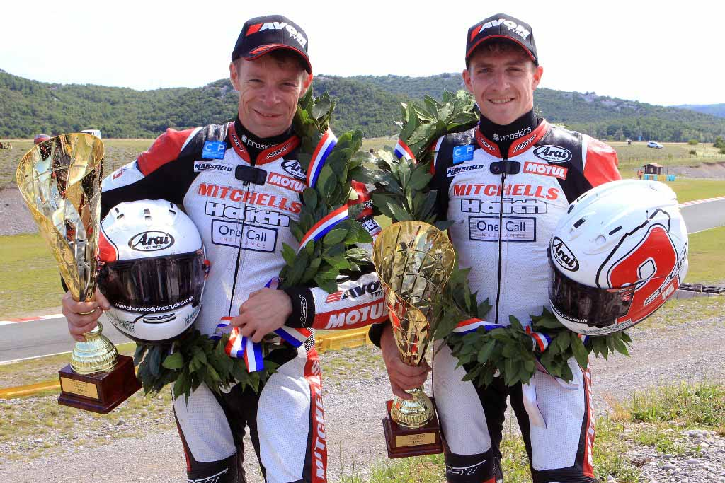 Birchall Brothers Go For Glory In Croatia